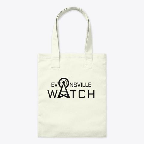 Evansville Watch Natural T-Shirt Front
