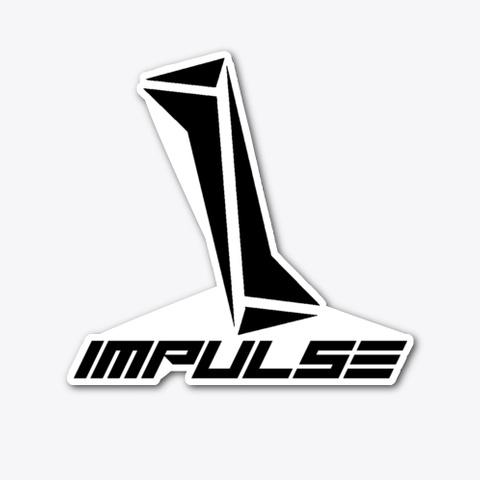 Impulse Sticker Standard T-Shirt Front