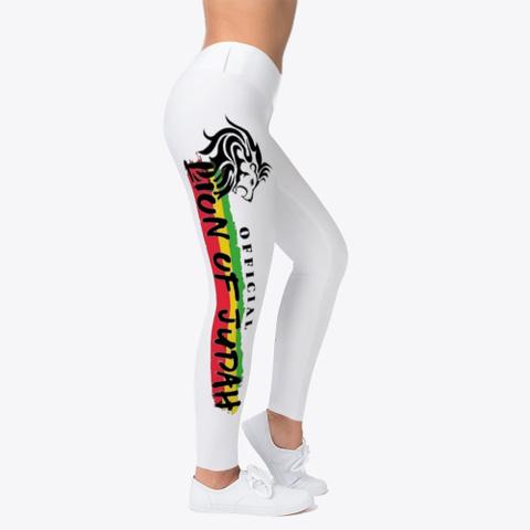 Lo J Original Joggers And Leggings  Standard T-Shirt Right