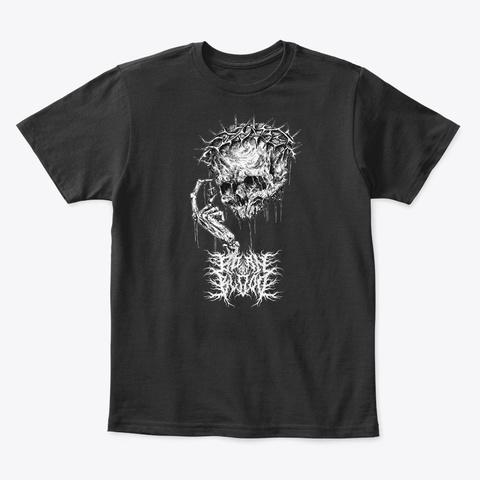 Born Ov Blood   Toddler T Shirt Black T-Shirt Front