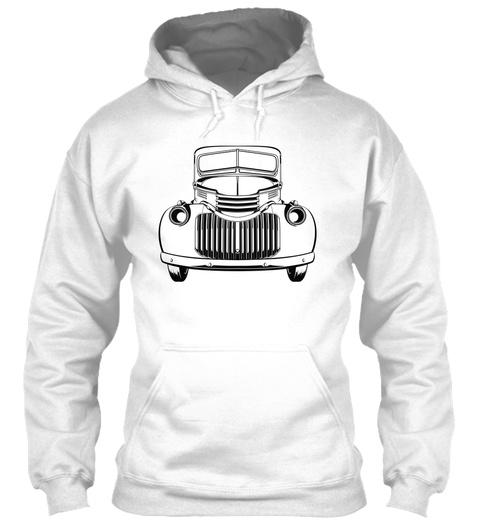 1946 Chevy Classic Truck T-Shirt LongSleeve Tee