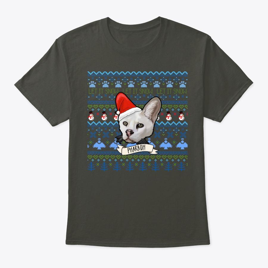 Not so Ugly Pharaoh Christmas Unisex Tshirt