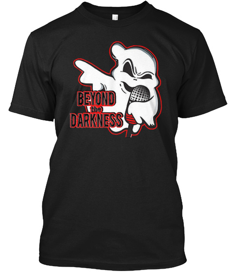 Beyond The Darkness Official Shirt! Black T-Shirt Front