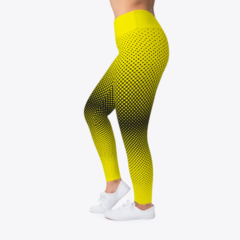 c25777f39d4fa Yellow Ball Leggings Products from Workout Leggings | Teespring