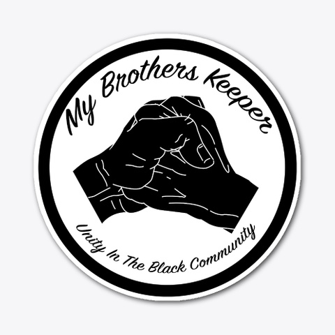 My Brothers Keeper Standard T-Shirt Front
