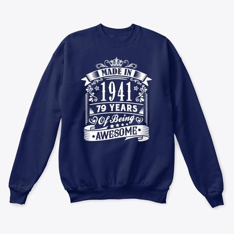 Made in 1941 Hoodie Tshirt