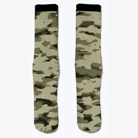 Military Camouflage   Arid Desert V Standard T-Shirt Front