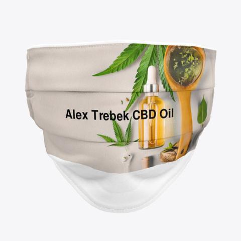 Alex Trebek Cbd Oil Standard T-Shirt Front