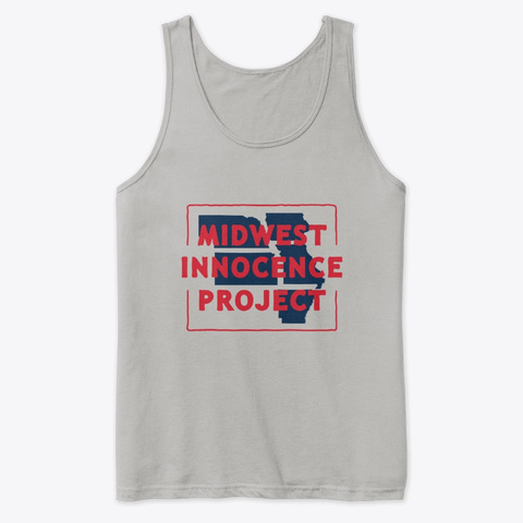 Mip Tank Top (Light) Athletic Heather T-Shirt Front