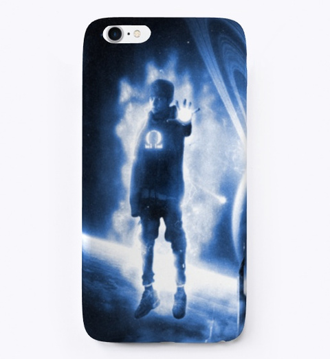 Omegaspacey + Deluxe I Phone Case Standard T-Shirt Front