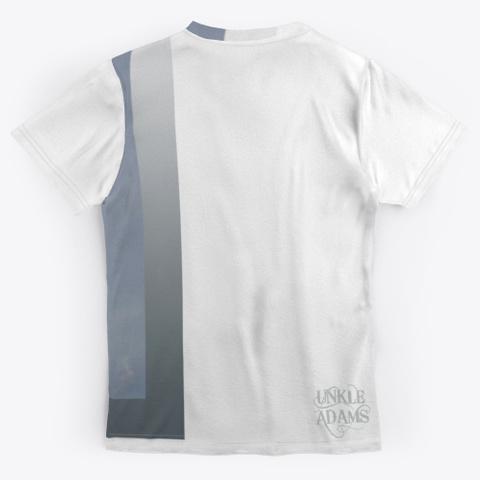 Oxygen Tee Standard T-Shirt Back