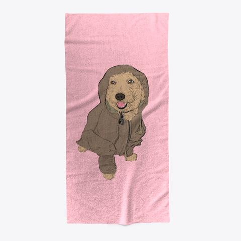 Vin Pink T-Shirt Front