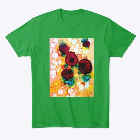 Optimism Kelly Green T-Shirt Front