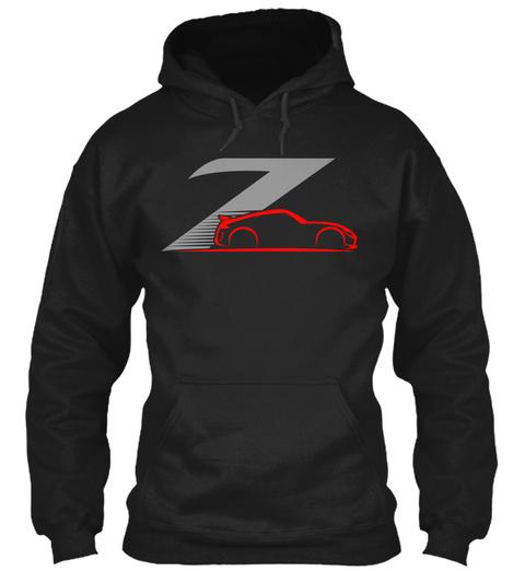 7 Black T-Shirt Front