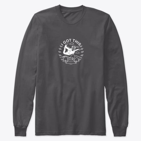 I Got This   Skydiving Shirt Heavy Metal T-Shirt Front