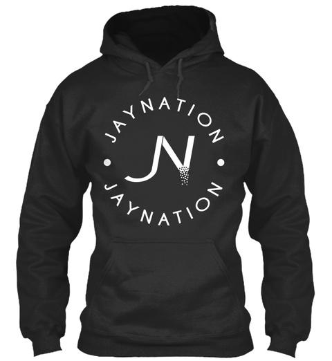 Jay Nation Jay Nation Jet Black Sweatshirt Front