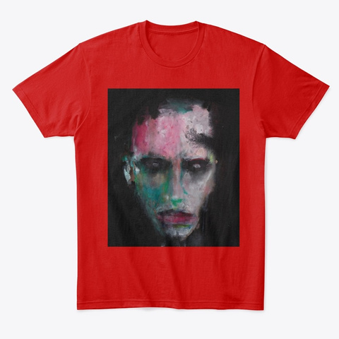 Voldemort Classic Red T-Shirt Front