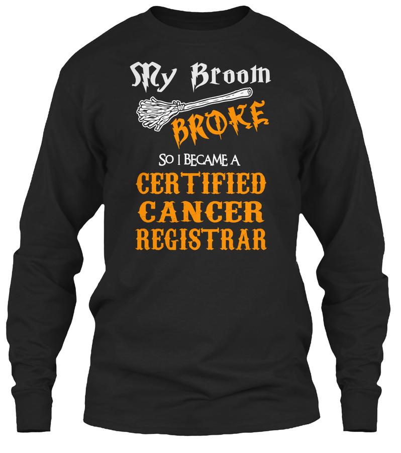 Certified Cancer Registrar LongSleeve Tee