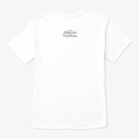 Camping Fun! White T-Shirt Back