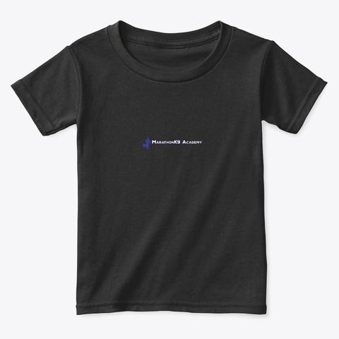 Flash Inspired Decoy Black T-Shirt Front