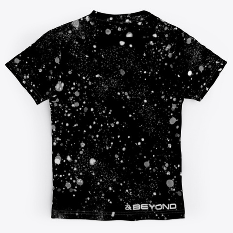 Ll11 Black T-Shirt Back