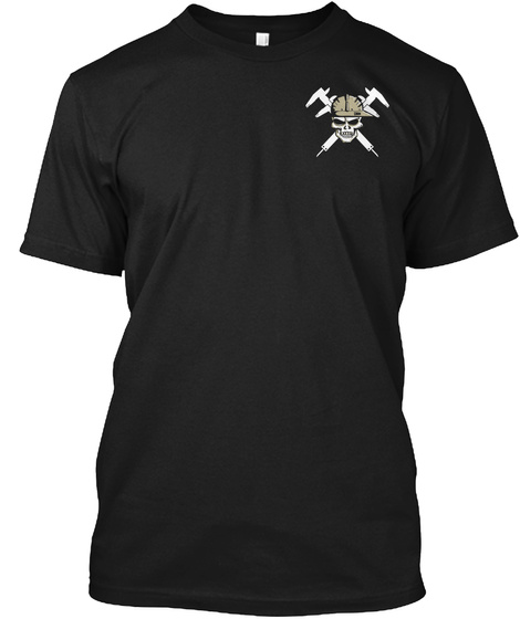 Over 2000 Sold! Black T-Shirt Front