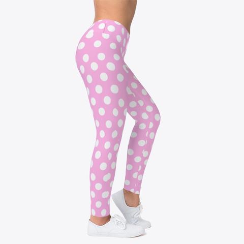 Pinky Leggings Standard T-Shirt Right