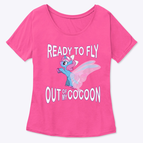 Ready To Fly Berry  T-Shirt Front