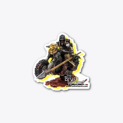 Death Rider   Miniature Series Standard T-Shirt Front