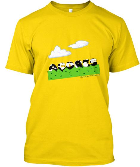 Açores Daisy T-Shirt Front