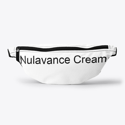 Nulavance Cream Skin Care Standard T-Shirt Front