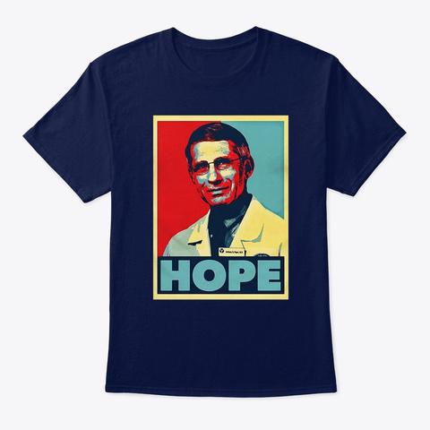 dr anthony fauci hope shirt