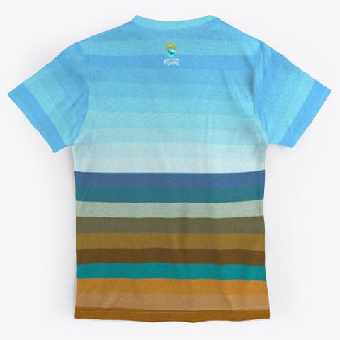Carpet Sea Standard áo T-Shirt Back