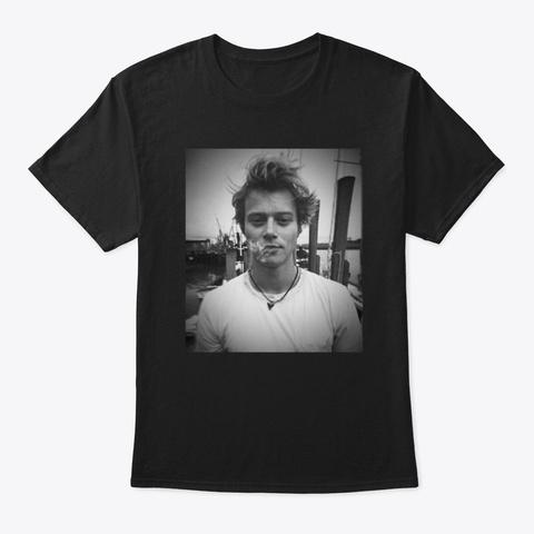 Outer Banks Obx Jj Black T-Shirt Front
