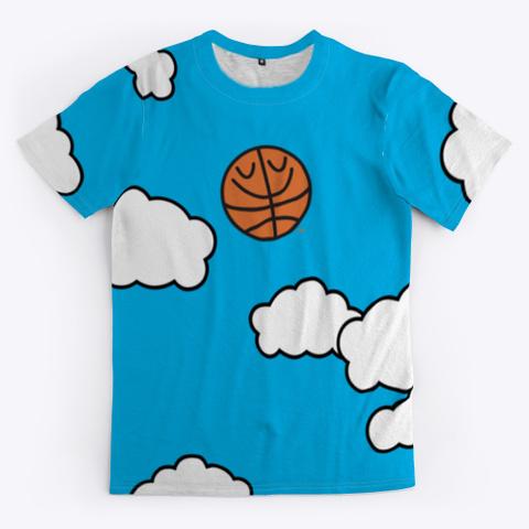 Basket Bill™ Clouds Standard T-Shirt Front