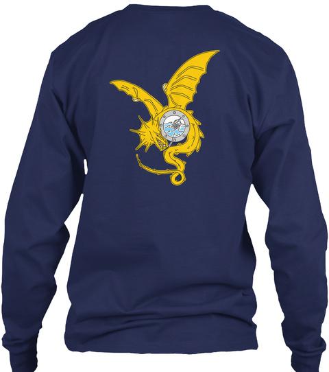 Go Ship P06 W Swag Navy T-Shirt Back