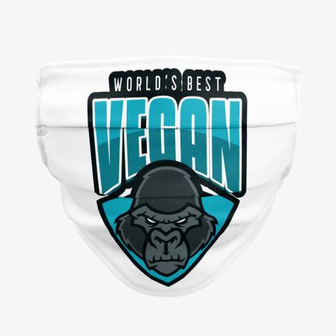 World's Best Vegan Standard T-Shirt Front