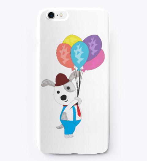 Cute Panda Standard Kaos Front