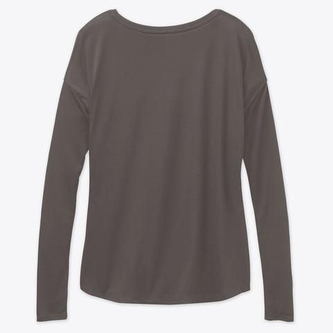 Holly, Jolly Christmas Dark Grey Heather T-Shirt Back