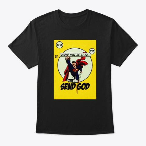 steve will do it merch shirt