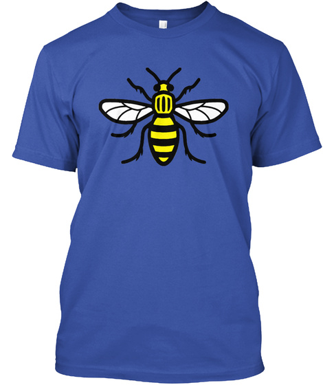 8c336f4d7fd9 Manchester Bee T Products from Welcome | Teespring