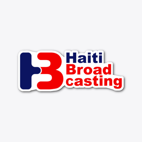 Haiti Broadcasting – 954 372 5249 Standard T-Shirt Front