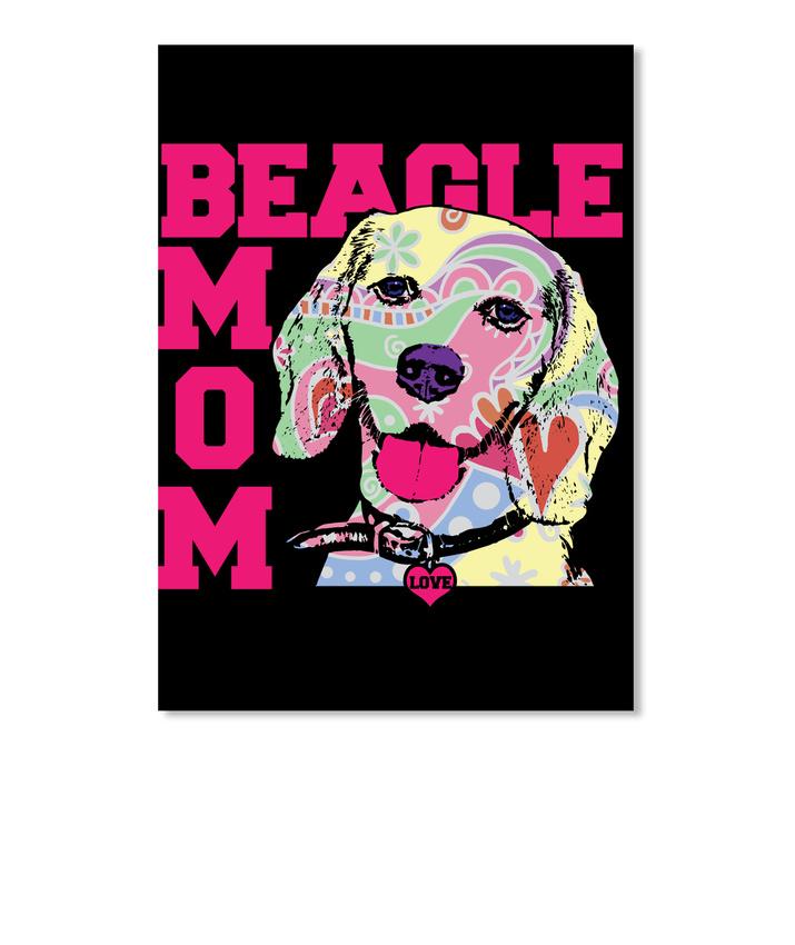 Name Hoss Mom Cooler Sticker Portrait