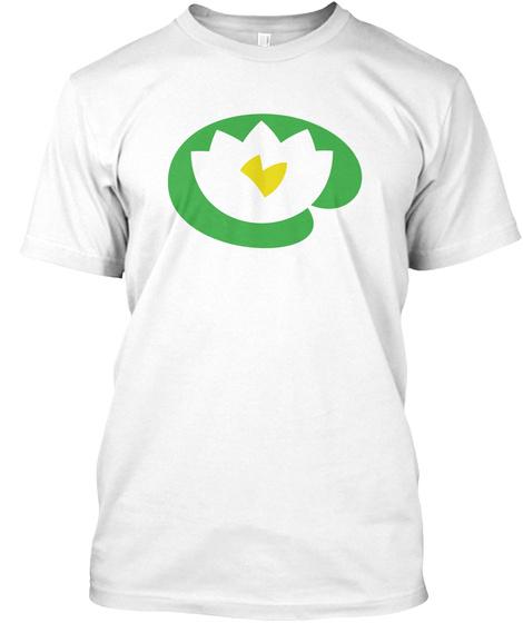 Logopond   Identity Inspiration White T-Shirt Front