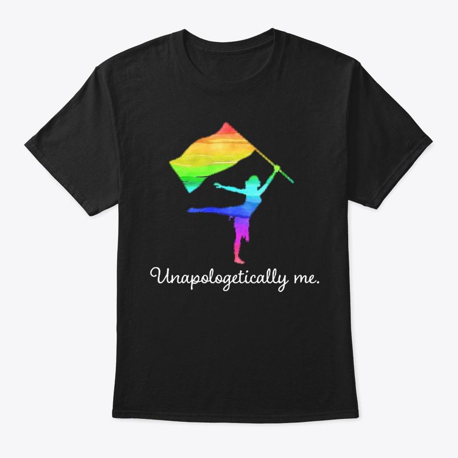 [$15] Unapologetically Me - Guard Flag Unisex Tshirt