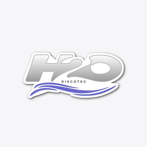 H2 Odiscotec Standard T-Shirt Front