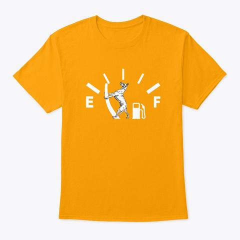 Great Dane 0501 Gold T-Shirt Front