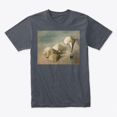 Kai (Shells) Heavy Metal T-Shirt Front
