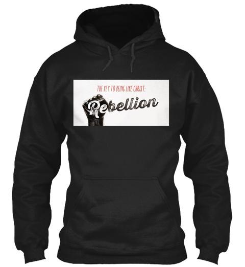Etm Black Sweatshirt Front