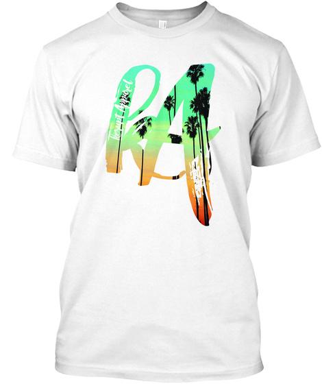 Ka White T-Shirt Front